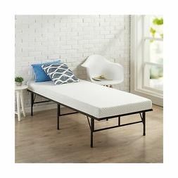 Zinus Memory Foam 4 Inch Mattress, Narrow Twin / Cot Size /