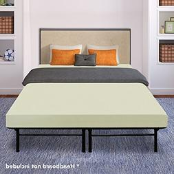 "Best Price Mattress 6"" Memory Foam Mattress and 14"" Premium"