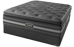 Beautyrest Black Natasha Plush Pillow Top Mattress, Queen