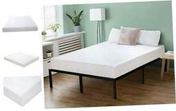Olee Sleep 7 Inch I-Gel Deluxe Comfort Memory Foam Mattress,