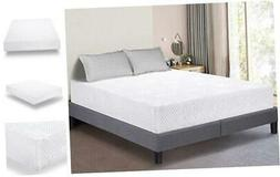 Olee Sleep 9 Inch I-Gel Multi Layered Memory Foam Mattress,