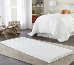 Broyhill Roll and Store Memory Foam Mattress: Roll-Up Bed/Fl