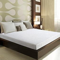 Olee Sleep 6 in Saturn Memory Foam Mattress Twin 06FM01T