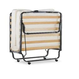 single size folding cot bed 4 5