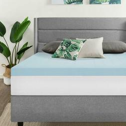 Best Price Mattress Twin XL Mattress Topper - 3 Inch Gel Mem