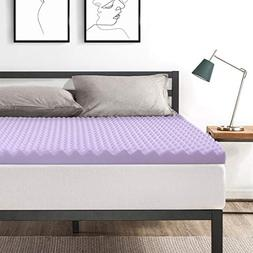Best Price Mattress Queen 3 Inch Egg Crate Memory Foam Bed T