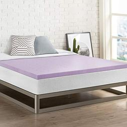 Best Price Mattress Twin XL Mattress Topper - 2 Inch Memory